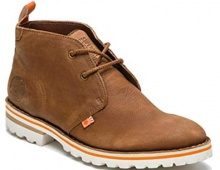 SUPERDRY GOBI LTHR BOOT (MF2LS020 L98 TAN)