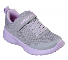 SKECHERS DYNAMIGHT LEAD RUNNER (81303L GRY)