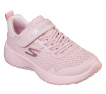 SKECHERS DYNAMIGHT LEAD RUNNER (81303L PNK)