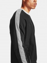 UNDER ARMOUR RIVAL MAX CREW HOODIE (1357091-001)