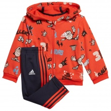 ADIDAS GRAP FZ SET INFANT (GD3924)