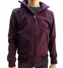 EMERSON SOFT SHELL JKT (192.EM11.08 BD WINE)