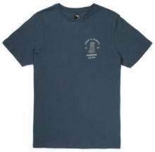 EMERSON T-SHIRT (191.EM33.39 MIDNIGHT BLUE/DUSTY YELLOW)