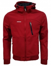 EMERSON SOFT SHELL RIBBED JKT BD RED (192.EM11.127.020)