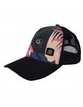 EMERSON CAP (211.EU01.20P PR224 BLACK/BLACK)