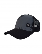 EMERSON CAP (211.EU01.20P PR227 EBONY/BLACK)