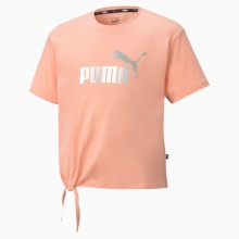 PUMA Essentials+ Logo Silhouette Youth Tee (587044-26)