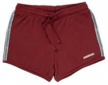EMERSON SWEAT SHORTS (191.EW26.42 RASPBERRY)