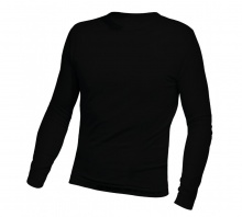 Gsa seamless thermal tee black (18-16011)
