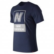 NEW BALANCE ESSENTIAL TEE (MT91583 PGM)