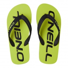 ONEILL PROFILE LOGO SANDALS (1A4978J-2011) SAF YELLOW