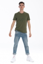 RUSSELL ATHLETIC DEPPT 02 TEE (A0-008-1-272)