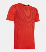 UNDER ARMOUR Seamless Wave TEE (1351450-628)