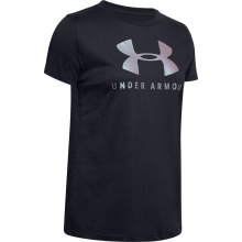 UNDER ARMOUR GRAPHIC SPORTSTYLE TEE (1346844-004)