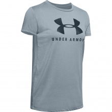 UNDER ARMOUR GRAPHIC SPORTSTYLE TEE (1346844-396)