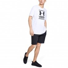 UNDER ARMOUR FOUNDATION T SHIRT (1326849-100)