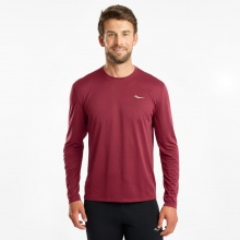 SAUCONY STOPWACH LONG SLEEVE TEE (SAM800197-CD)