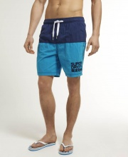 SUPERDRY SUNBLOCK SWIM SHORT (MSSIP022)