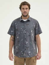 EMERSON SHIRT (211.EM61.03 PR236 MIDNIGHT)