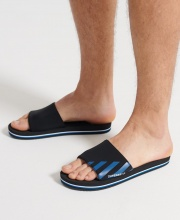 SUPERDRY Swim Sport Sliders (MS510021A-02A)