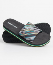 SUPERDRY Swim Sport Sliders (WS510020A-YFC)