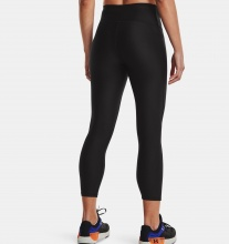 UNDER ARMOUR HeatGear No-Slip Waistband Ankle Leggings (1365335-001)