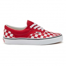 VANS ERA CHECKERBOARD RACING RED (VN0A4BV4S4E1)