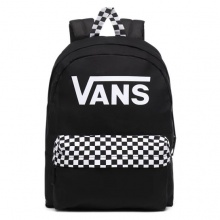 VANS REAL M BACKPACK (VN0A4DRMBLK)