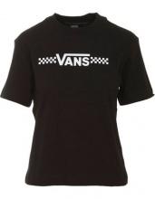 VANS FUNNIER TIMES BOX TEE (VN0A3ULOBLK)