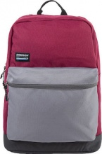 EMERSON BACKPACK (202.EU02.56 RASBERRY/GREY/EBONY)