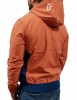 EMERSON SOFT SHELL RIBBED JKT (192.EM11.127 BD D.ROYAL-BLUE/ORANGE)